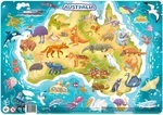 Пазл. Dodo. Австралія. 53 елементи (R300179)