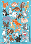 Пазл. Dodo. Коти. 53 елементи (R300180)