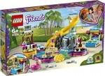Конструктор LEGO Вечеринка Андреа у бассейна (41374)