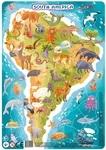 Пазл. Dodo. Південна Америка. 53 елемент (R300178) - купить онлайн