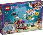 Конструктор LEGO Спасение дельфинов (41378)