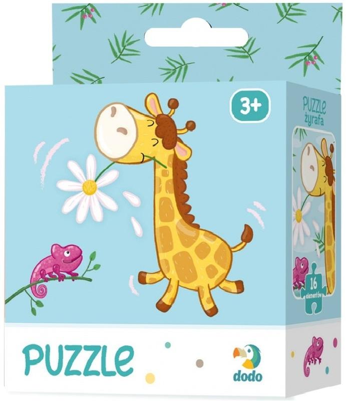 """Купить """"Пазл. Dodo. Жирафа. 16 елементів (300163)"""""""