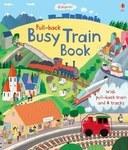 "Купить книгу ""Pull-back Busy Train Book"""