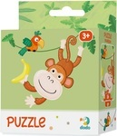 Пазл. Dodo. Мавпеня. 16 елементів (300164) - купить онлайн