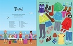 """Купить книгу """"Sticker Dolly Dressing. Holiday and Travel"""""""