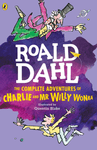 The Complete Adventures of Charlie and Mr Willy Wonka - купить и читать книгу