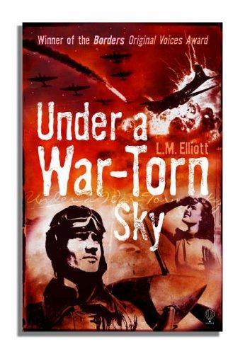 """Купить книгу """"Under a War-Torn Sky"""""""