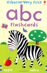 Very First Flashcards. ABC