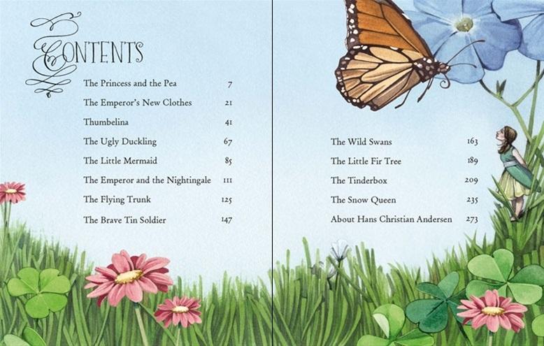 "Купить книгу ""Illustrated Hans Christian Andersen's Fairy Tales"""