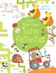 Wipe-Clean Farm Activities