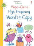 Wipe-Clean High-Frequency Words to Cop