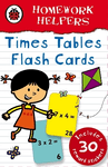 Ladybird Homework Helpers. Times Tables Flash Сards