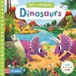 First Explorers. Dinosaurs