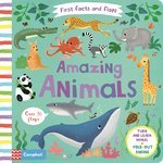 First Facts and Flaps. Amazing Animals