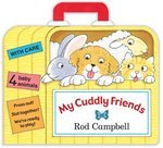 My Cuddly Friends Press-out Book