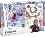 Набор для творчества. Totum. Frozen 2. Бриллиантовая аппликация и стильные браслеты (682085)