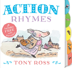 My Favourite Nursery Rhymes Board Book. Action Rhymes