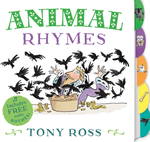 My Favourite Nursery Rhymes Board Book. Animal Rhymes