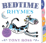 My Favourite Nursery Rhymes Board Book. Bedtime Rhymes