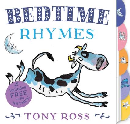 """Купить книгу """"My Favourite Nursery Rhymes Board Book. Bedtime Rhymes"""""""