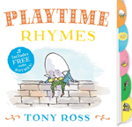 My Favourite Nursery Rhymes Board Book. Playtime Rhymes