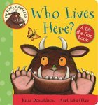 Who Lives Here? A Lift-the-Flap Book