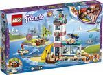 Конструктор LEGO Спасательный центр на маяке (41380)