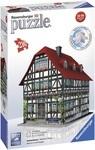Пазл. Ravensburger. Средневековый дом. 216 элементов (12572)
