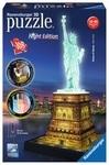 Пазл. Ravensburger. Статуя Свободы - ночная версия. 108 элементов (RSV-125968)