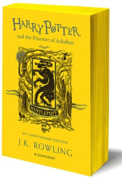 "Купить книгу ""Harry Potter and the Prisoner of Azkaban (Hufflepuff Edition)"""