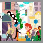 Цукеркове місто - купить и читать книгу