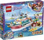 Конструктор LEGO Катер для спасательных операций (41381)