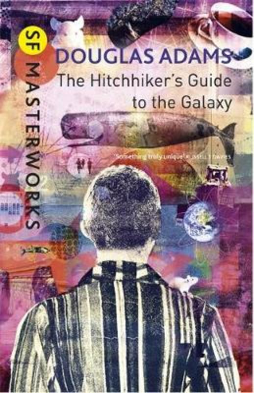 "Купить книгу ""The Hitchhiker's Guide to the Galaxy"""