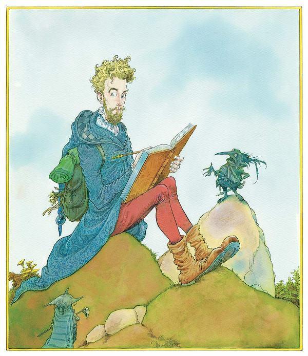 The Tales of Beedle the Bard (Illustrated Edition) - купить и читать книгу