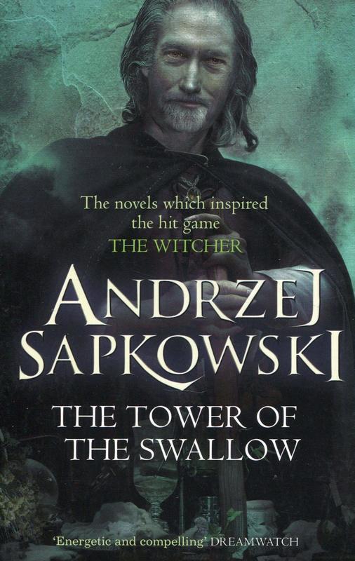 "Купить книгу ""The Tower of the Swallow (Book 6)"""