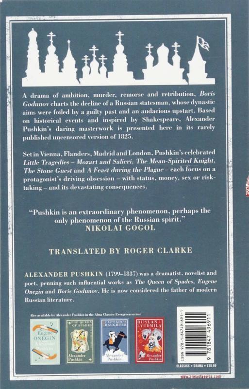 "Купить книгу ""Boris Godunov and Little Tragedies"""