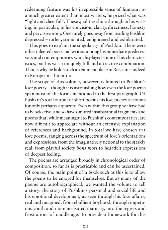 "Купить книгу ""Love Poems by Pushkin"""