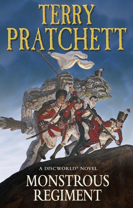 """Купить книгу """"Monstrous Regiment (Book 31)"""""""