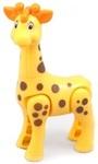 Развивающая игрушка Kiddieland Жираф (057018)