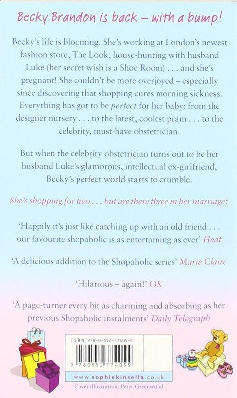 "Купить книгу ""Shopaholic and Baby"""