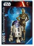 Пазл. Ravensburger. Звездные войны R2-D2 и С-3PO. 1000 элементов (RSV-196821)