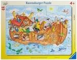 Пазл. Ravensburger. Большой Ноев ковчег. 48 элементов (06604R)