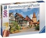 Пазл. Ravensburger. Гегенбах. Германия. 500 элементов (RSV-136865)
