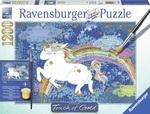 Пазл. Ravensburger. Единорог и радуга. 1200 элементов (RSV-199327)