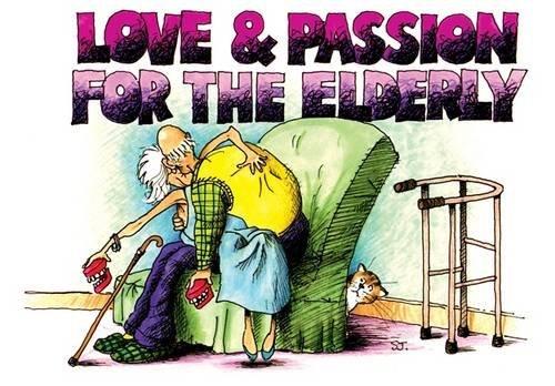 "Купить книгу ""Love and Passion for the Elderly"""