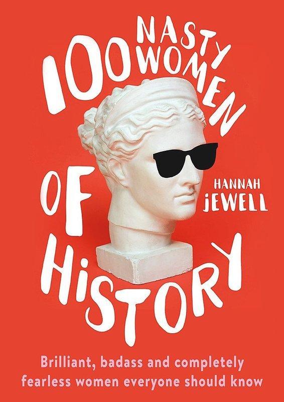 "Купить книгу ""100 Nasty Women of History"""