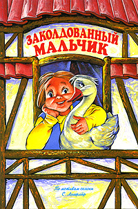 """Купить книгу """"Заколдованный мальчик"""""""