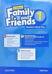 "Купить книгу ""Family and Friends 2nd Edition 1: Teacher's Book Plus with Assessment and Resource CD-ROM and Audio CD"""