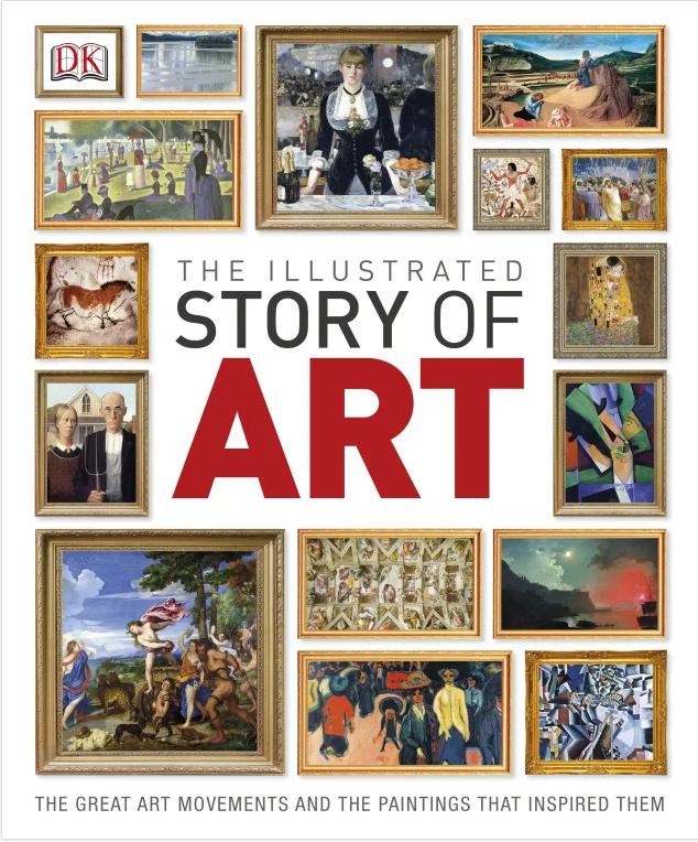 The Illustrated Story of Art - купить и читать книгу