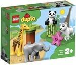 Конструктор LEGO Детишки животных (10904)
